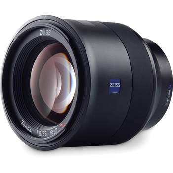 Rent Zeiss Batis 85mm f/1.8 Sonnar T* (Sony FE Mount)