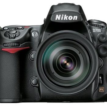 Rent Nikon D700 12.1MP