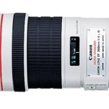 Rent EF 300mm F4L IS USM