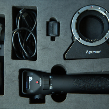 Rent Aputure DEC Wireless Focus System for Canon EF to Sony E-mount