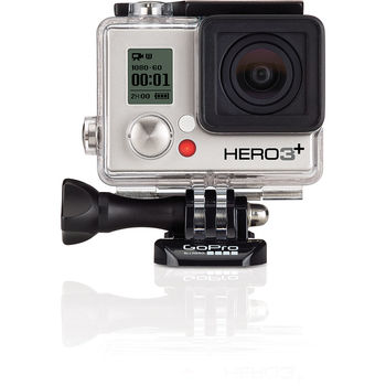Rent GoPro HERO 3+ Silver