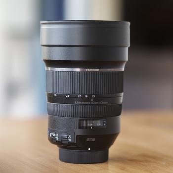 Rent 15-30mm VC Nikon Mount