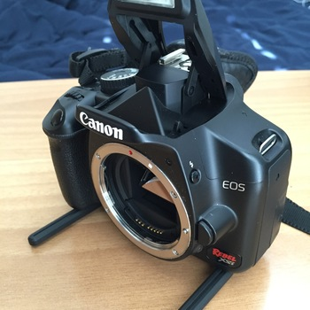 Rent Canon EOS XSi