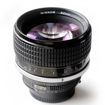 Rent Nikon 85mm f/1.4