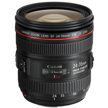 Rent Canon 24-70mm f/4L IS USM