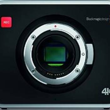 Rent Blackmagic Production 4K Cinema Camera