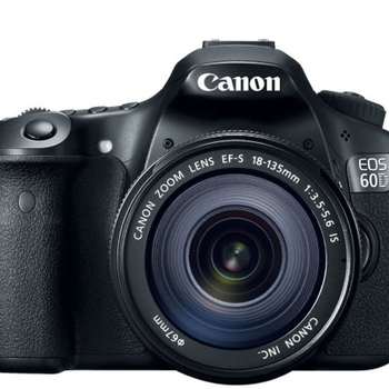 Rent Canon 60D with 18-55 Kit Lens and 2 SD Cards & 2 Batteries