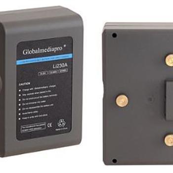 Rent Gold Mount Batteries (230WH 4-set)