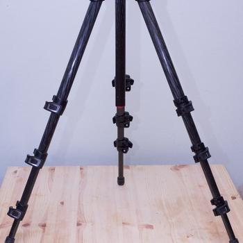 Rent Manfrotto MT055CXPRO4 Carbon Fiber Photo Tripod Legs