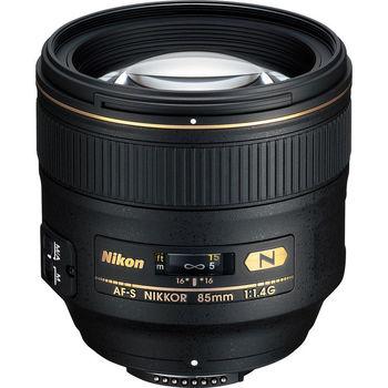 Rent Nikon 85mm AFS f1/4G