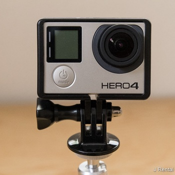 Rent GoPro Hero 4 Silver
