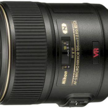 Rent Nikon AF-S VR Micro-NIKKOR 105mm f/2.8G IF-ED Lens