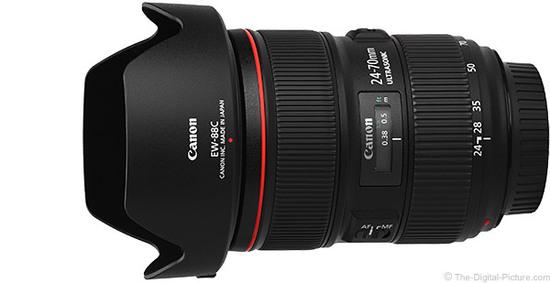 24 70mm lens