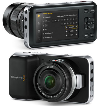 Rent Blackmagic Pocket Cinema Camera (BMPCC)