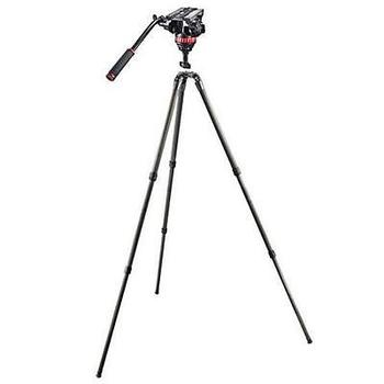 Rent MANFROTTO 509HD HEAD WITH 536CF STICKS