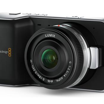 Rent Blackmagic Pocket Cinema Camera (BMPCC)