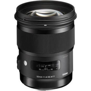Rent Sigma 50mm f/1.4 DG HSM Art Lens for Canon EF