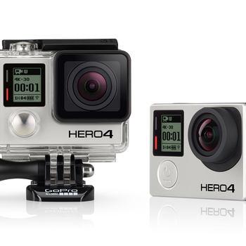 Rent GoPro HERO4 Black