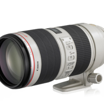Rent Canon EF 70–200mm f/2.8L IS II USM