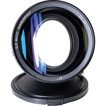 Rent SLR Magic Anamorphot Anamorphic 1.33x w/Rangefinder Kit