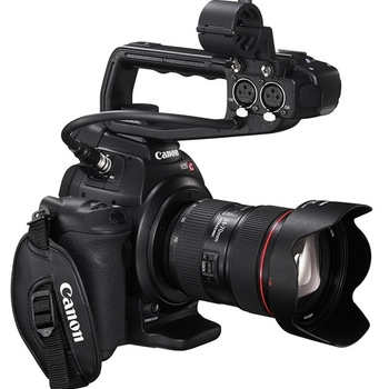 Rent Canon C100 with Lens