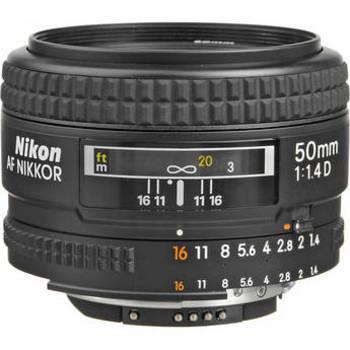 Rent AF Nikkor Nikon 50MM f1.4
