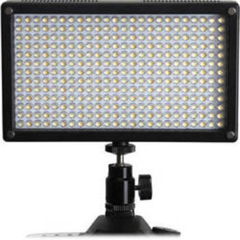 Rent Genaray LED-7100T 312 LED Variable-Color On-Camera Light