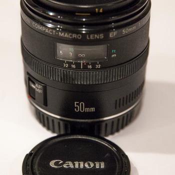 Rent Canon EF 50mm Macro