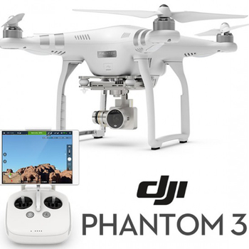 Rent DJI Phantom 3 Advanced