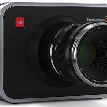 Rent Blackmagic Cinema Camera 2.5k EF