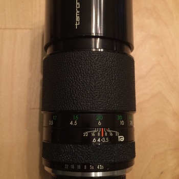Rent Tamron - F System 200mm f/3.5