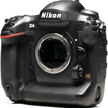 Rent Nikon D4