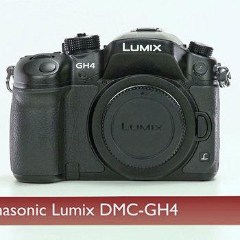 Rent Panasonic Lumix GH-4