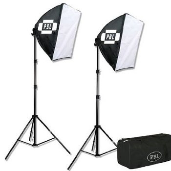 Rent STUDIO PHOTOGRAPHY VIDEO LIGHTING KIT SOFTBOX