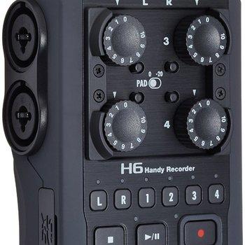 Rent Zoom H6