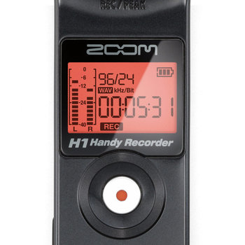 Rent Zoom H1 Ultra-Portable Digital Audio Recorder
