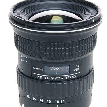 Rent Tokina 11-16mm f/2.8 for Nikon