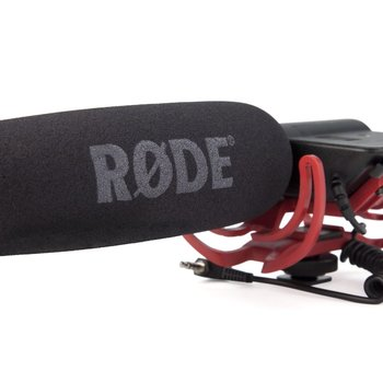 Rent Rode Videomic Shotgun Microphone  (Model: VIDEOMICR)