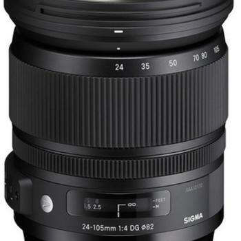 Rent Sigma 24-105mm Art F/4.0 EF