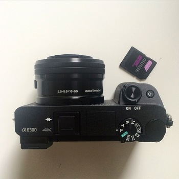 Rent Sony a6300