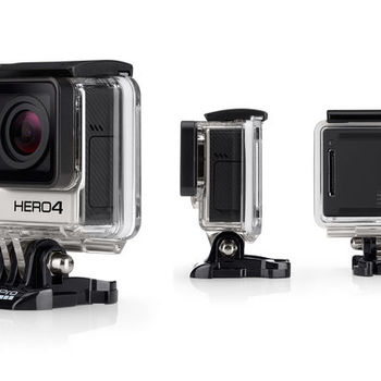Rent GOPRO HERO 5 BLACK with gimbal stabilizer.