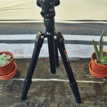 Rent Small, Sturdy MeFoto Q2 Tripod