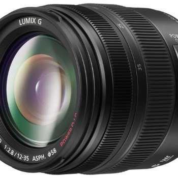 Rent Panasonic LUMIX G X VARIO 12-35mm/F2.8 ASPH X Series Lens