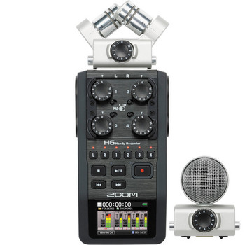 Rent Zoom H6 complete kit with Rode NTG-2