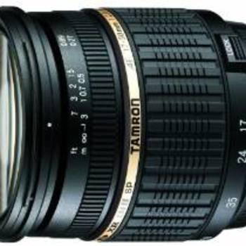 Rent Tamron 17-50mm f/2.8 (Sony, Minolta cameras)