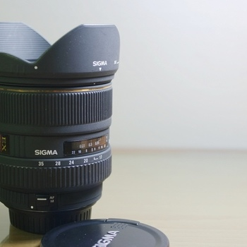 Rent Sigma 17-35mm f/2.8-4 for Canon