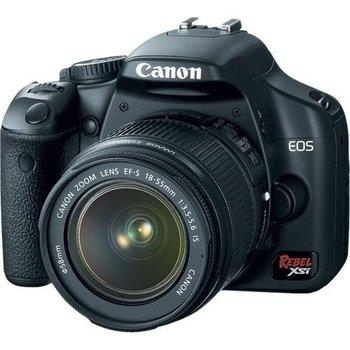 Rent Canon Rebel XSi w/18-55mm EFS Lens