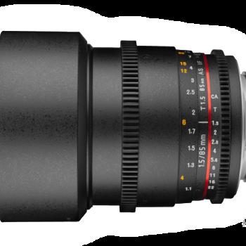 Rent Rokinon 85mm 1.4 For MFT