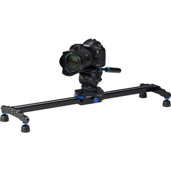 Rent Benro 24in Slider with Manfroto Fluid head