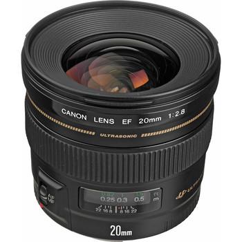 Rent Canon 20mm f/2.8 USM